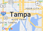 Open Google Map of Tampa Venues