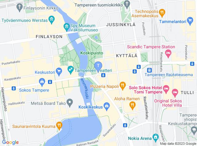 Tamturbo+Oy%2C+Koskikatu%2C+Tampere%2C+Finland
