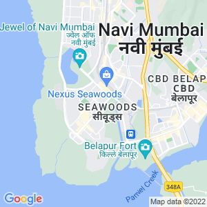 Google Map of Tantrasangam CHS, Plot No - 32, Shop No- 1, Sector 42, Seawoods, Navi Mumbai