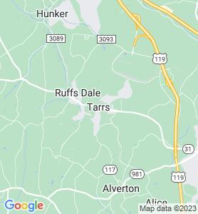 Tarrs PA Map