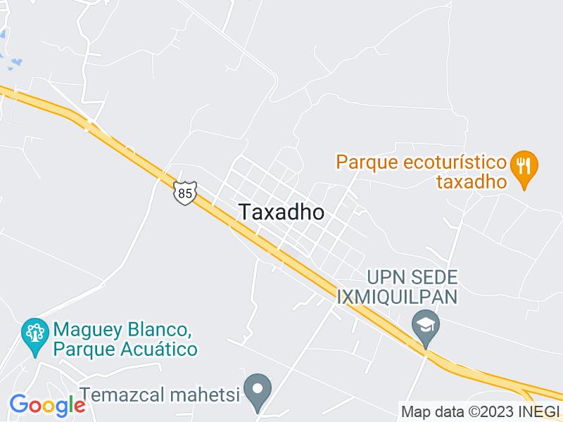 Taxadho, Hidalgo