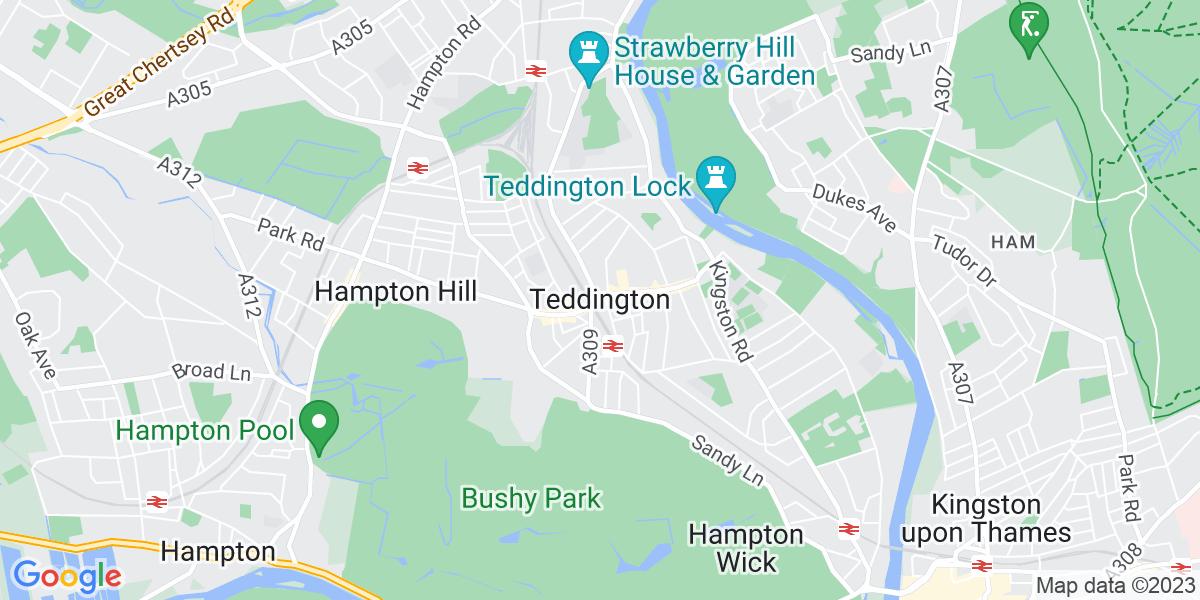 Jobs in Teddington