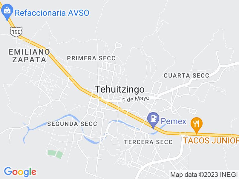 Tehuitzingo, Puebla