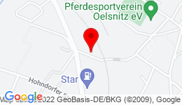Google Map of Teilegarage, Tunnelweg5, 09376 Oelsnitz/e.