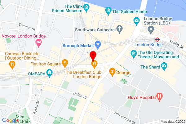 Google Map of Ten10 London