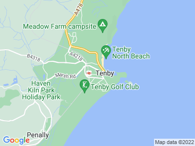 Personal Injury Solicitors in Tenby
