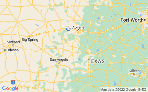Texas location