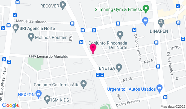 Google Map of Textiles El Greco, Quito, EC
