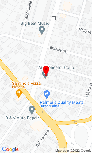 Google Map of The Auctioneers Group 22 Smock Street, Neptune, NJ, 07753