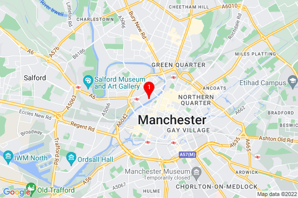 The Lowry Hotel, 50 Dearmands Place, Chapel Wharf, Manchester, United Kingdom, M3 5LH,UK