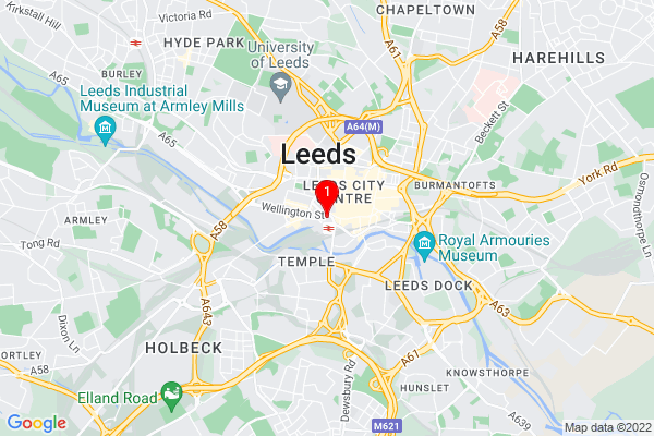 The Queens Hotel, City Square, Leeds, United Kingdom, LS1 1PJ,UK