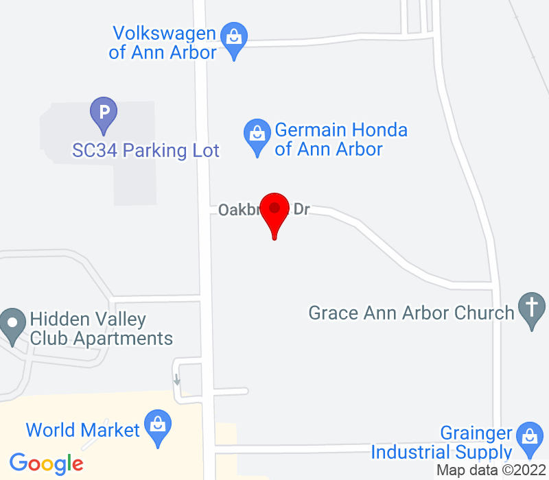 Click to view Google maps office address The Weissman Eppler Private Wealth Group, 2723 S. State Street, Suite 320, Ann Arbor, MI 48104