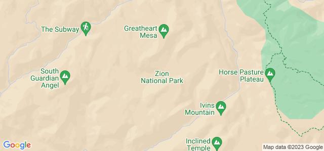The Narrows, Zion National Park, Springdal, Utah, EUA