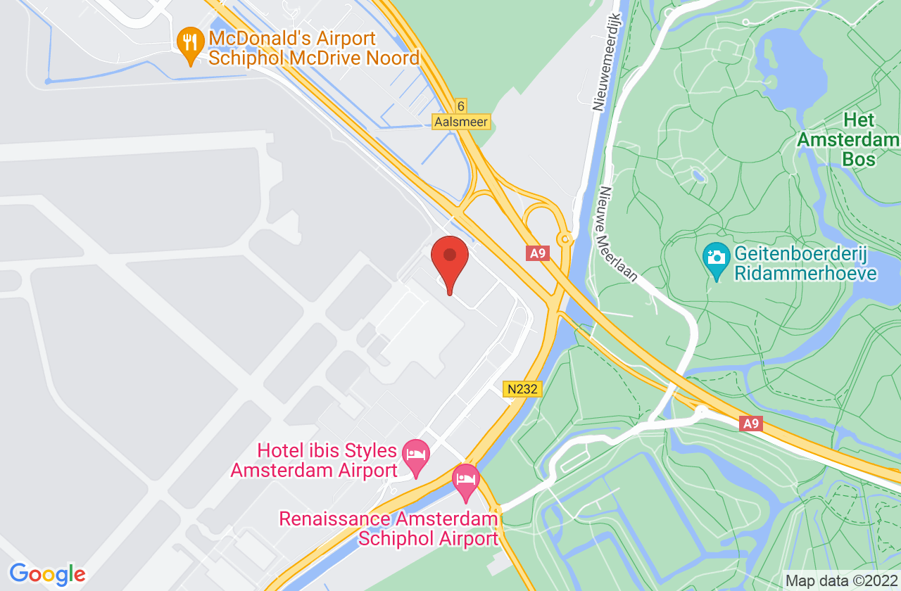 JetSupport B.V. on Google Maps