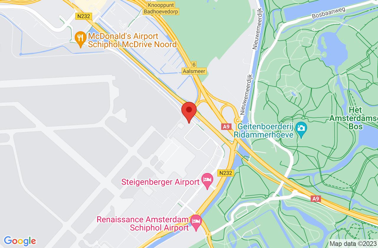 Dienst Luchtvaartpolitie on Google Maps