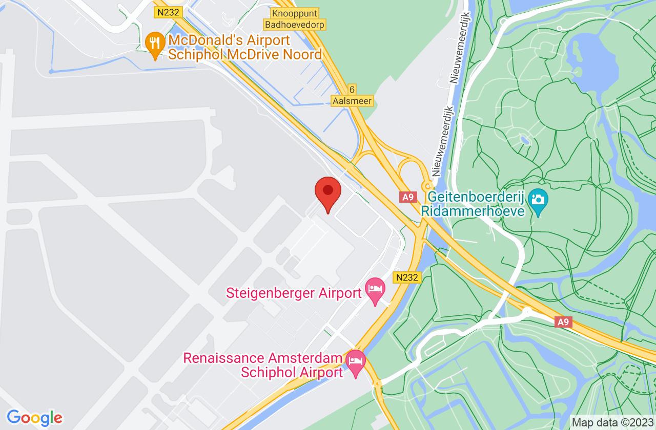 Vliegclub Schiphol on Google Maps