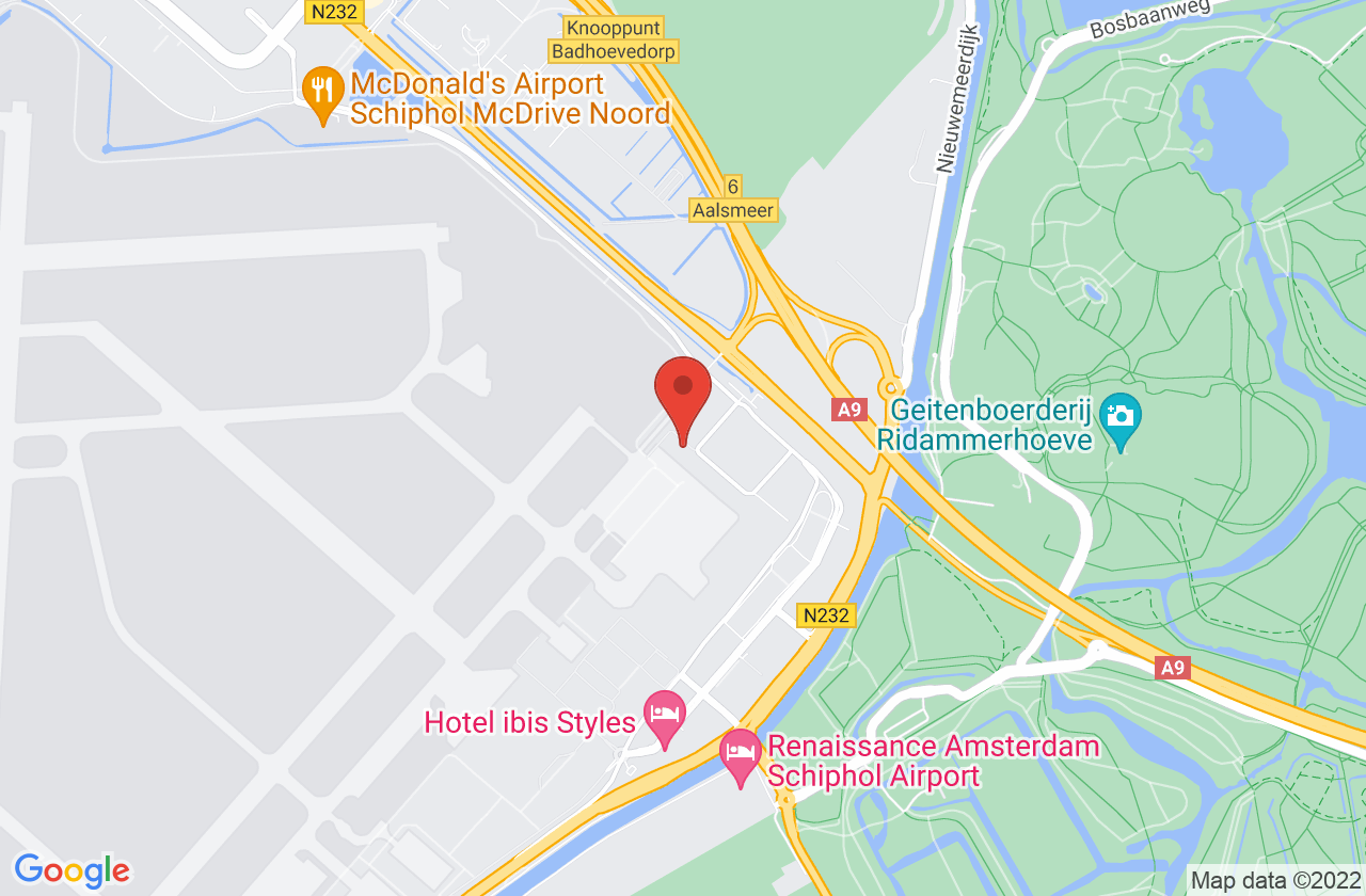 The Dutch Limo Association on Google Maps