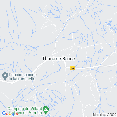 bed and breakfast Thorame-Basse