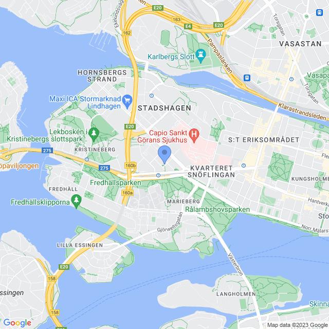 Bromma Datorservice Thorildsplan