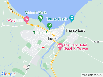 Personal Injury Solicitors in Thurso