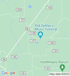Tilmon TX Map