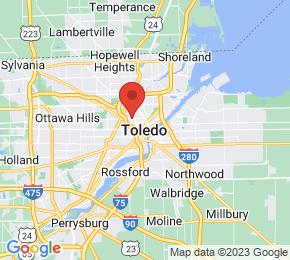 Job Map - Toledo, Ohio  US