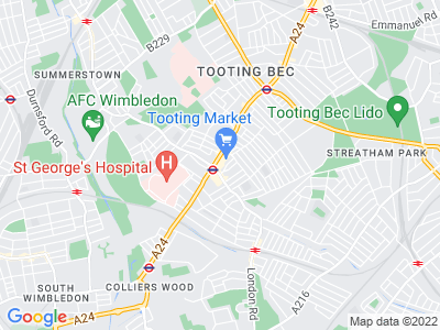 Personal Injury Solicitors in Tooting