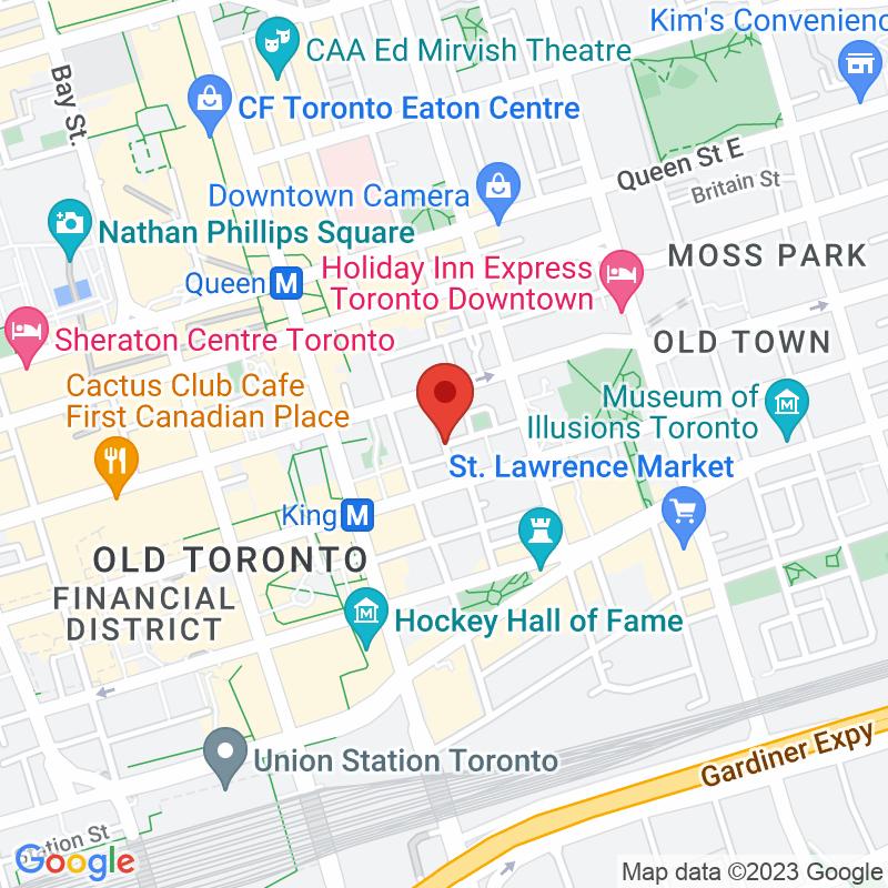 Toronto Toronto Street