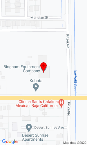 Google Map of Torrence's Farm Implement 190 E Hwy 86, Herber, CA, 92249