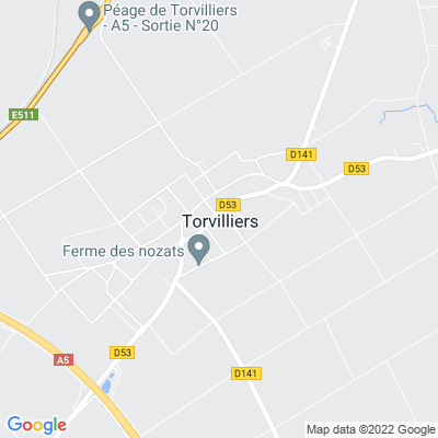 bed and breakfast Torvilliers