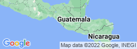 Totonicapán map