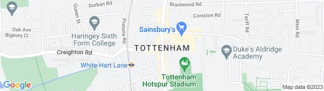 Tottenham, London