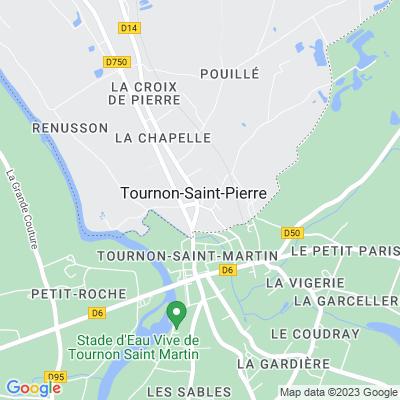 bed and breakfast Tournon-Saint-Pierre