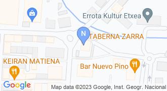 TABERNA ZARRA OSTATUA mapa