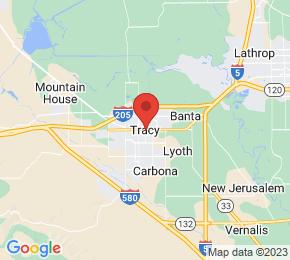 Job Map - Tracy, California  US