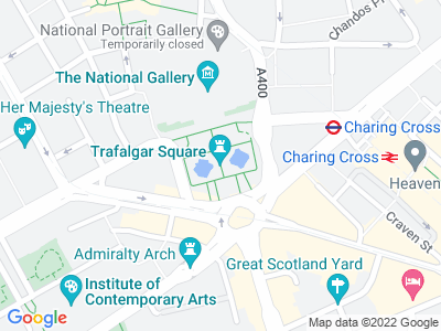 Personal Injury Solicitors in Trafalgar Square