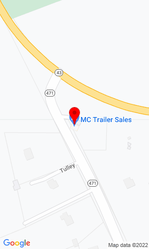 Google Map of Trak Traders 4138 Highway 471 North, Brandon, MS, 39047