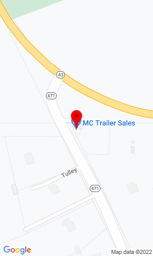 Google Map of Trak Traders 4138 Highway 471 North, Brandon, MS, 39047,