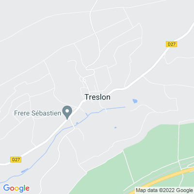 bed and breakfast Treslon