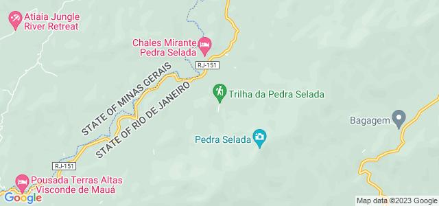 Trilha da Pedra Selada, Resende - RJ