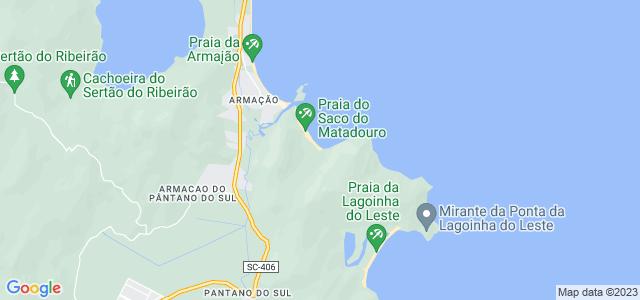 Trilha do Morro da Coroa, Parque Municipal da Lagoinha do Leste, Florianópolis, SC