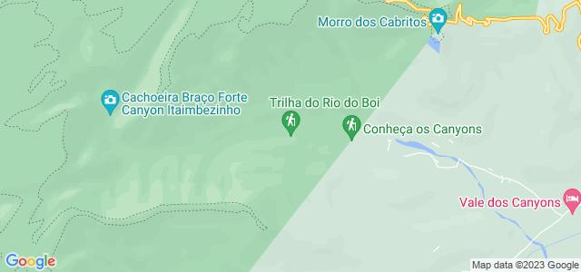 Trilha do Rio do Boi, Parque Nacional de Aparados da Serra - SC