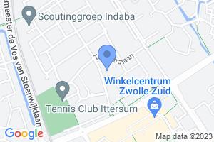 Troelstralaan 25, Zwolle