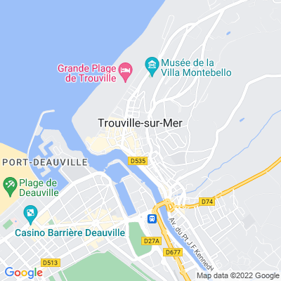 bed and breakfast Trouville-sur-Mer