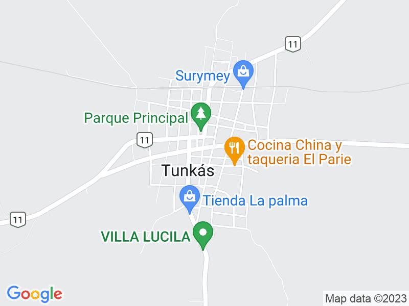 Tunkas, Yucatán
