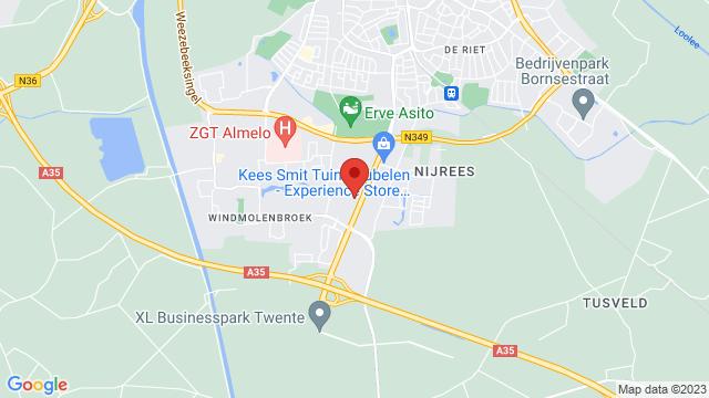 Bennie+Wilmink+Almelo op Google Maps
