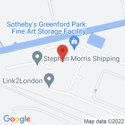 Google Map of Stephen Morris Shipping Ltd