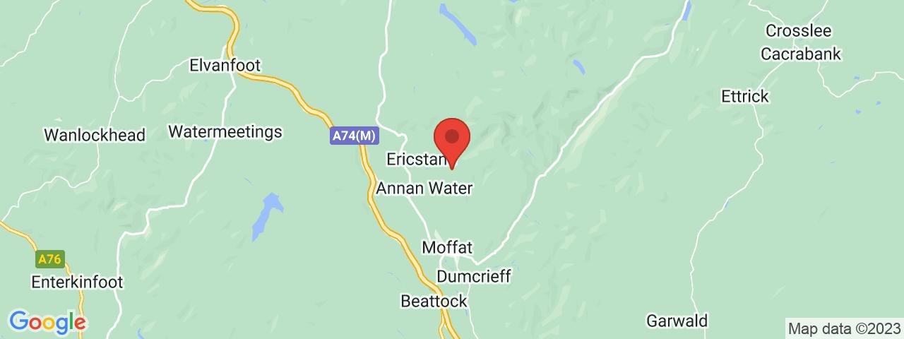 Address on map