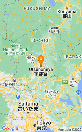 Google Map of UTSUNOMIYA