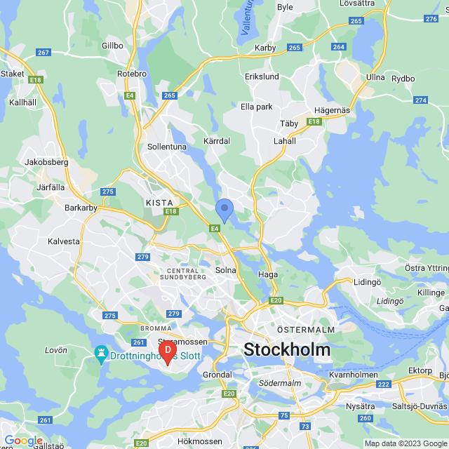 Datorhjälp Ulriksdal